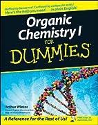 Organic Chemistry I for Dummies by Arthur…
