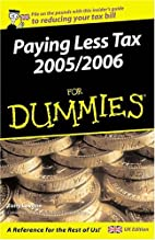 Paying Less Tax for Dummies by Tony Levene