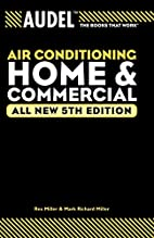 Audel Air Conditioning Home and Commercial…