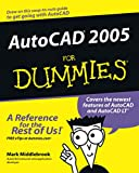 Middlebrook, Mark: Autocad 2005 for Dummies