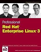 Professional Red Hat Enterprise Linux 3…
