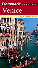 Frommer's Portable Guide: Venice by Darwin…