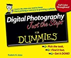Digital Photography Just The Steps For…