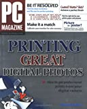 Karlins, David: Pc Magazine Printing Great Digital Photos