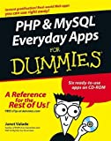 Valade, Janet: PHP & MySQL Everyday Apps For Dummies