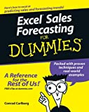 Carlberg, Conrad: Excel Sales Forecasting For Dummies