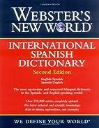 Webster's New World International Spanish…