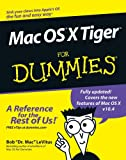 Levitus, Bob: Mac Os X Tiger For Dummies