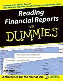 Epstein, Lita: Reading Financial Reports For Dummies