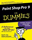 Kay, David C.: Paint Shop Pro 9 For Dummies