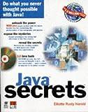 Harold, Elliotte Rusty: Java Secrets