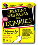 Idg Books: Internet for Dummies, 7E & Creating Web Pages for Dummies, 4E