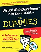 Visual Web Developer 2005 Express Edition…