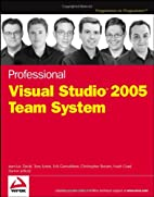 Professional Visual Studio 2005 Team System…