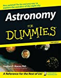 Maran, Stephen P.: Astronomy For Dummies