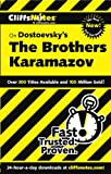 Carey, Gary: CliffsNotes on Dostoevsky&#39;s The Brothers Karamazov