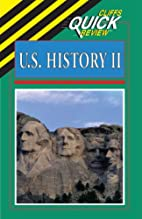 U.S. History II (Cliffs Quick Review) by…