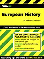 European History by Michael J. Romano
