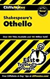 Carey, Gary: CliffsNotes on Shakespeare's Othello