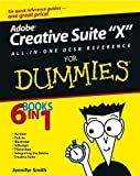 Smith, Jennifer: Adobe Creative Suite 2 All-in-one Desk Reference for Dummies