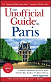 Applefield, David: The Unofficial Guide to Paris