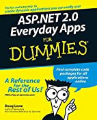 ASP.NET 2.0 Everyday Apps For Dummies by…