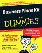 Business Plans Kit For Dummies by Steven D.…
