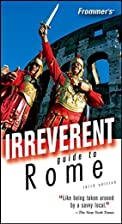 Frommer's Irreverent Guide to Rome by Sylvie…