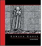Edward Gorey Address Book by Edward Gorey