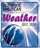 Pomegranate: Weather Quiz Deck: Scientific American Knowledge Cards™