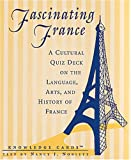 Pomegranate: Fascinating France Knowledge Cards™: A Cultural Quiz Deck on the Language, Arts, and History of France