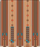 Wright, Frank Lloyd: Mouse Pad Flwright/Coonley Rug