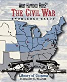 Pomegranate: What Happened Here? Civil War Knowledge Cards Deck
