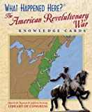 Sharon M. Hannon: What Happened Here? The American Revolutionary War Knowledge Cards Deck