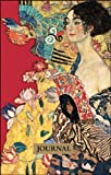 Klimt, Gustav: Woman with Fan Journal