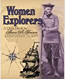 Sharon M. Hannon: Women Explorers Knowledge Cards Quiz Deck