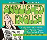 Lederer, Richard: Anguished English 2010 Calendar