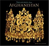 National Geographic Society (U. S.): Treasures from Afghanistan 2010 Calendar