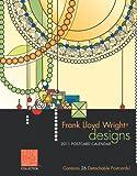 Frank Lloyd Wright: Frank Lloyd Wright Designs 2011 Postcard Calendar