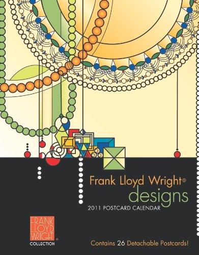 frank-lloyd-wright-designs-2011-postcard-calendar