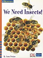 IOPENERS WE NEED INSECTS SINGLE GRADE 2…