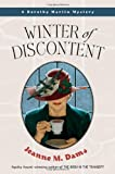 Dams, Jeanne M.: Winter of Discontent (Dorothy Martin Mysteries, No. 9)