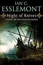 Night of Knives: A Novel of the Malazan…