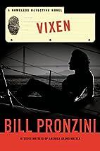 Vixen: A Nameless Detective Novel (Nameless…
