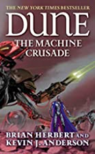 The Machine Crusade (Legends of Dune, Book…