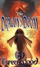 The Dragon's Doom by Ed Greenwood