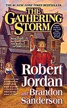 The Gathering Storm by Brandon Sanderson…