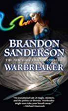 Warbreaker (Tor Fantasy) by Brandon…