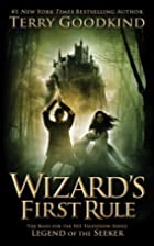 Wizard's First Rule (The Sword of…