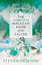 The Complete Malazan Book of the Fallen by…